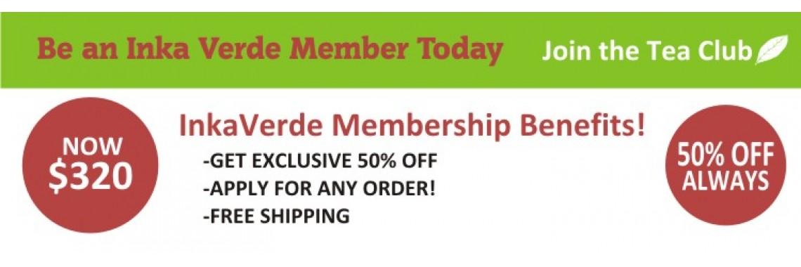 coca tea membership