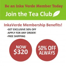 Coca tea Membership 1 year
