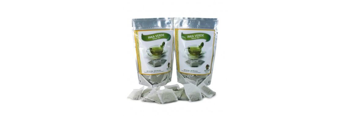 coca tea bags